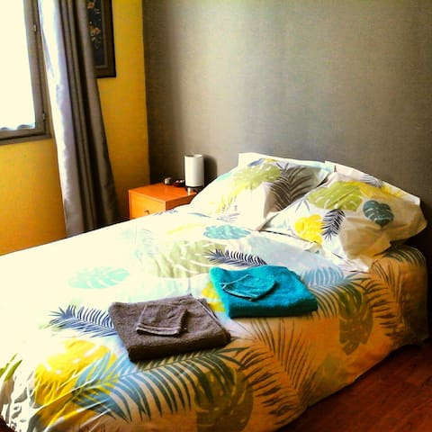 Chambre meublée proche Nantes - Petit-Mars