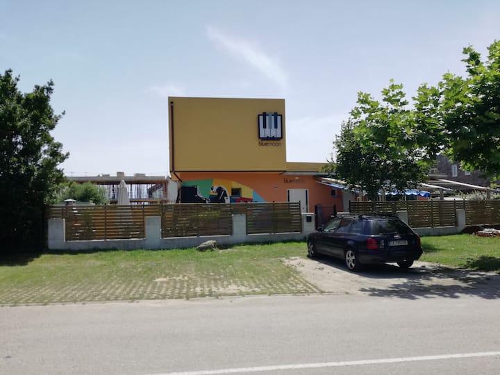 Apartamento No.3 con terraza y barbacoa común