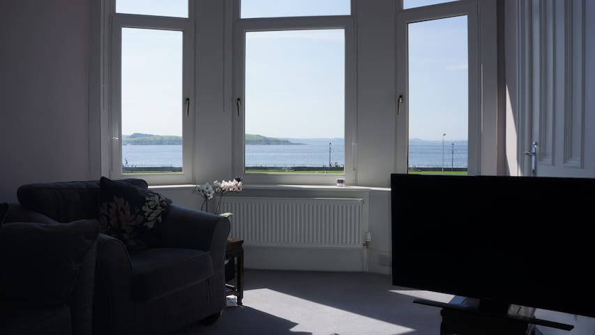 Sandringham Sea View - Largs - Appartement