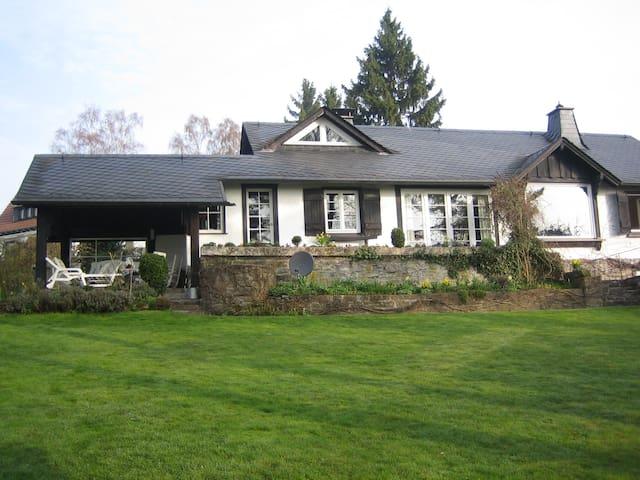 gemütliches Cottage mit Seeblick
