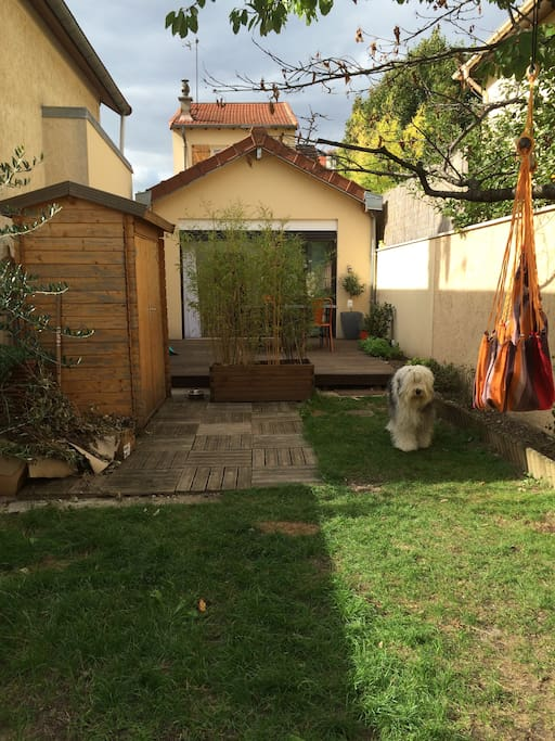 Jolie maison avec son jardin houses for rent in saint for Jardin d ohe saint maur