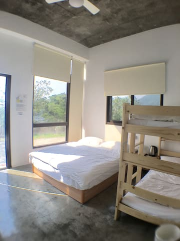 【NewOpen】SAPAH Suli Guesthouse。Hakaw For 4pp - Xiulin Township - Bed & Breakfast