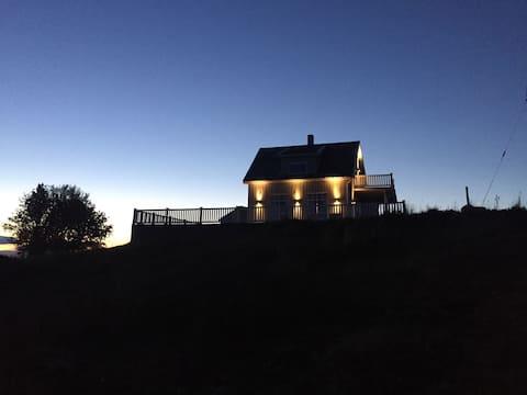 Casa amb una vista panoràmica fantàstica