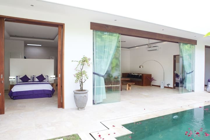 BEST 2 BR Private Pool in Center of Legian