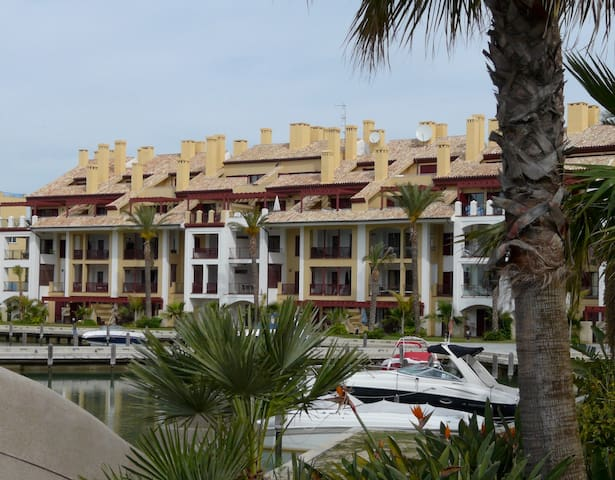 Sotogrande Marina Apartment