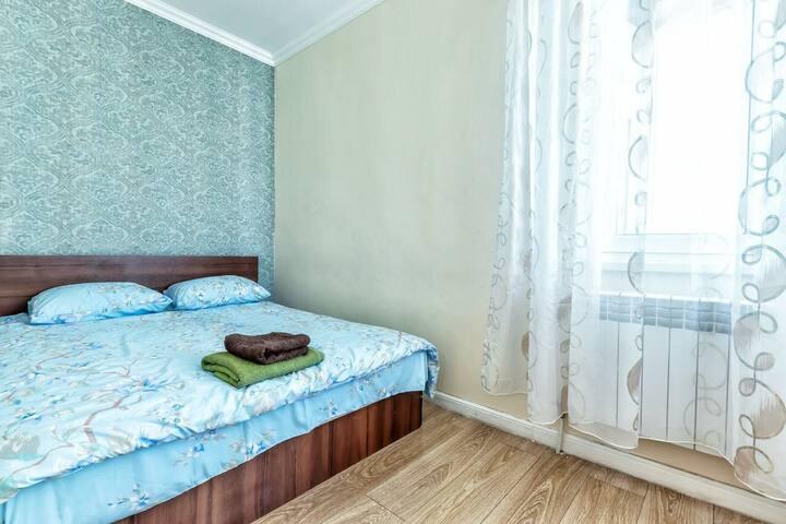 """1-комнатная квартира в ЖК """"Лазурный квартал"""""""
