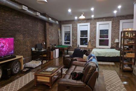 Loft Style Apartment in Chelsea to Share - Chelsea - Huoneisto