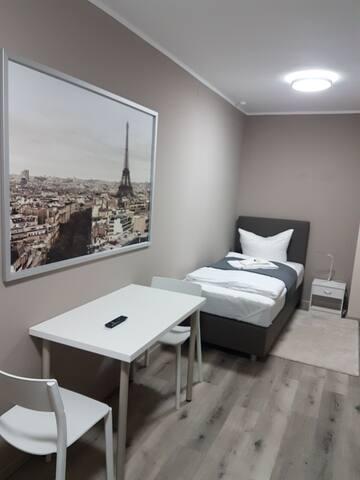 """ideal Fair&City Single Room """"Leipzig"""""""