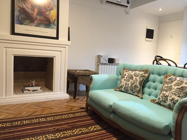 Encantador apartamento en Belgrano. Zona Fleni