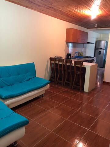 Apartamento Nuevo en Vecindario Cerca al Centro