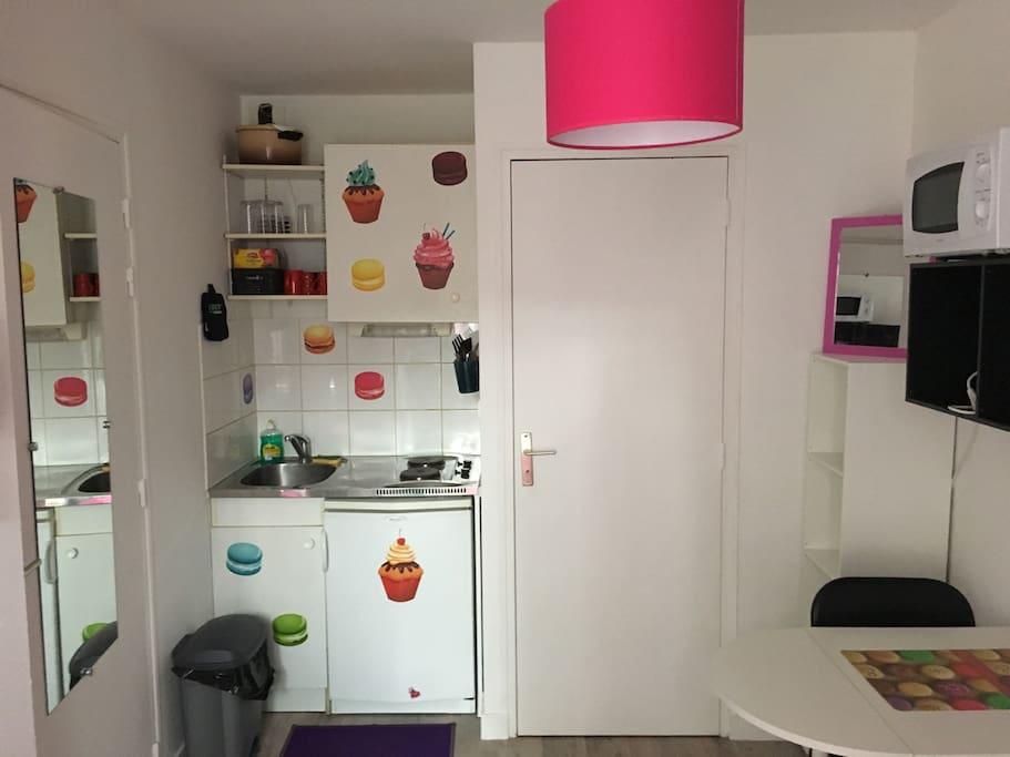 Petit studio en centre ville wohnungen zur miete in - Petit appartement studio allen killcoyne ...