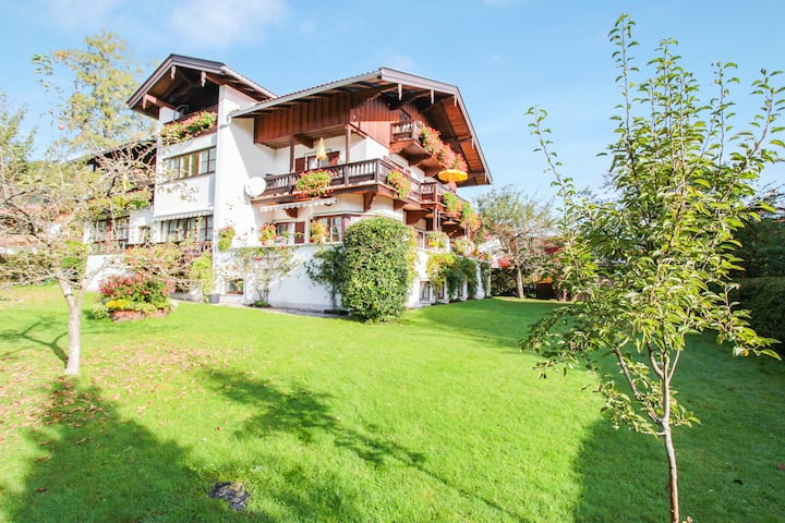 Holiday Apartment Krenn 2 with Terrace, Mountain View & Wi-Fi; Parking Available, Pets Allowed