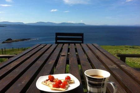 "Fabulous Atlantic sea views ""Shannon brae house"""