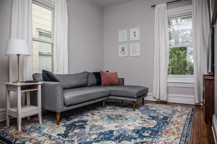 Charming One Bedroom Apartment in Carytown