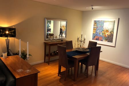 Fantastic location with great amenities