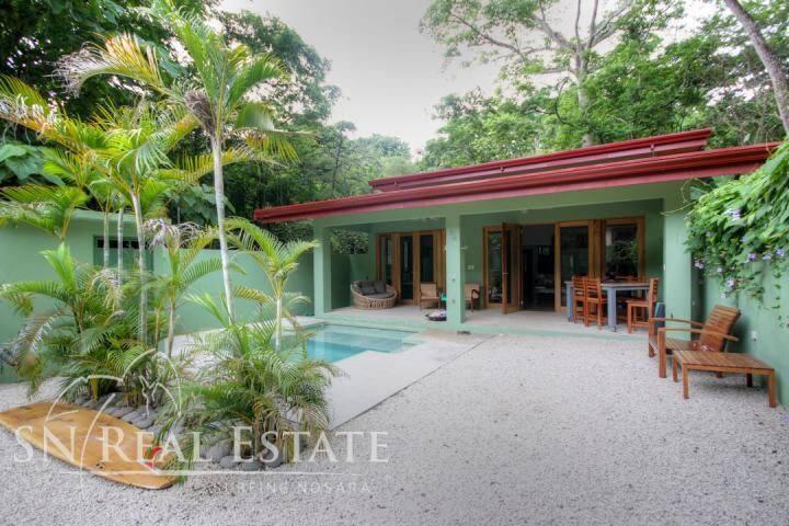Casa Jungle Flower, Playa Guiones! - Nosara - Haus