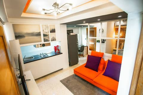 BRAND NEW!! Midtown 2nd Floor Studio Apartment