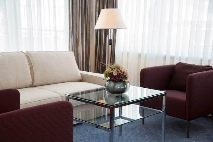Serviced Apartment => PENTHOUSE (60m²)