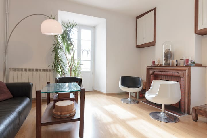 Logement d'architecte sur 4 niveaux - Saint-Lizier - Casa