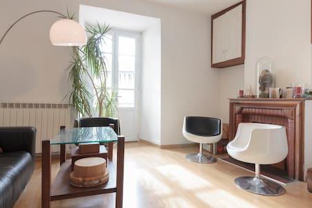 Logement d'architecte sur 4 niveaux - Saint-Lizier