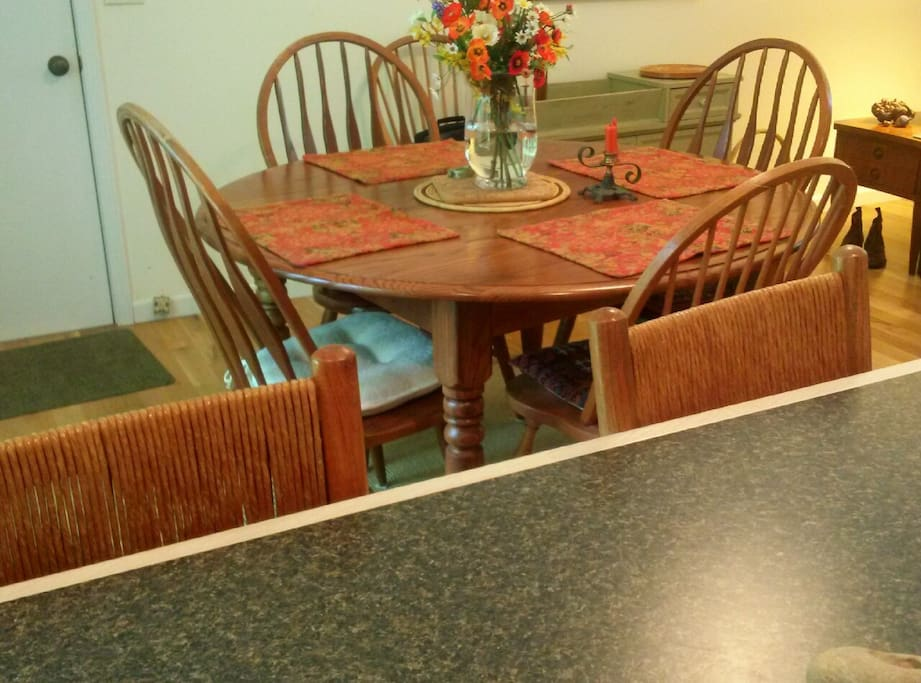 Dining Table - extension available