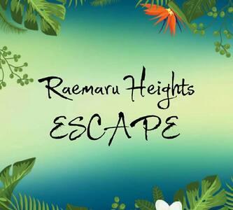 Raemaru Heights ESCAPE