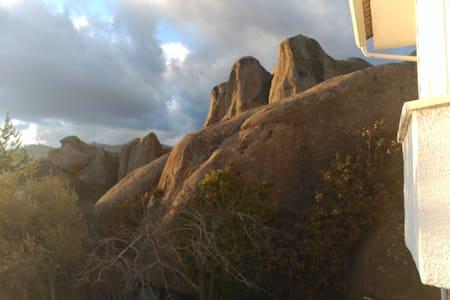 Un Respiro de la Ciudad en La Pedriza - Manzanares el Real - Talo