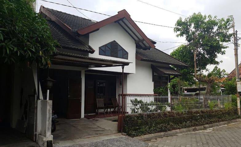 Kontrakan Rumah di Pusat Kota Yogyakarta