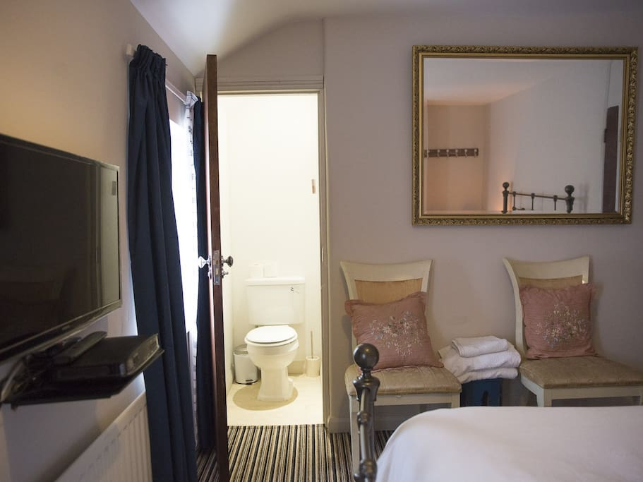 King Room economy toilet