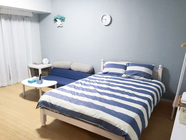 New! Fushimi Sta. 5min!Nagoya Sta. 3min by Train!