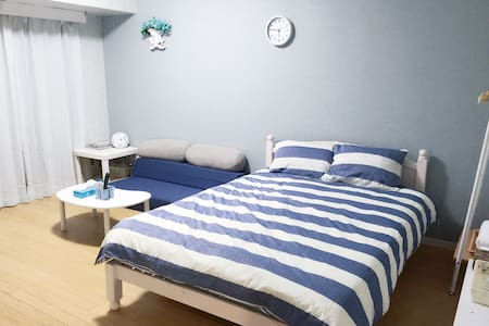 New! Fushimi Sta. 5min!Nagoya Sta. 3min by Train! - 名古屋市 - Apartment