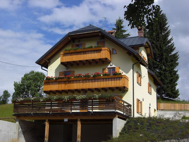 Relax vicino alla foresta - Tarvisio - Appartement