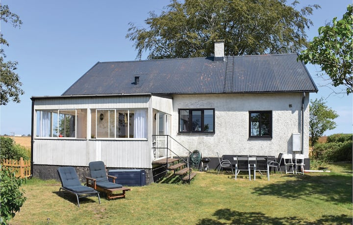 Awesome home in Löderup with 3 Bedrooms