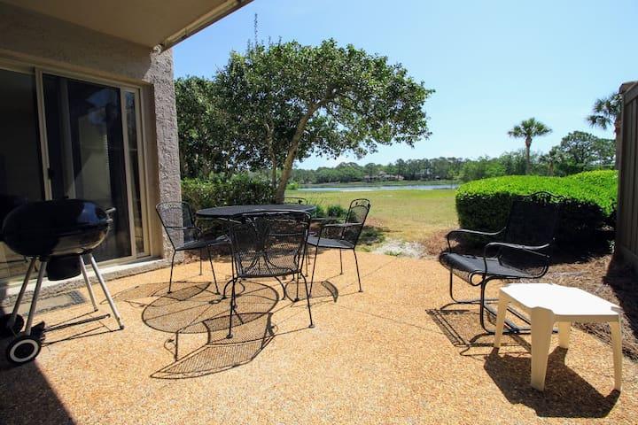1725 Bluff Villas, South Beach, Sea Pines Resort - Hilton Head Island - Condomínio