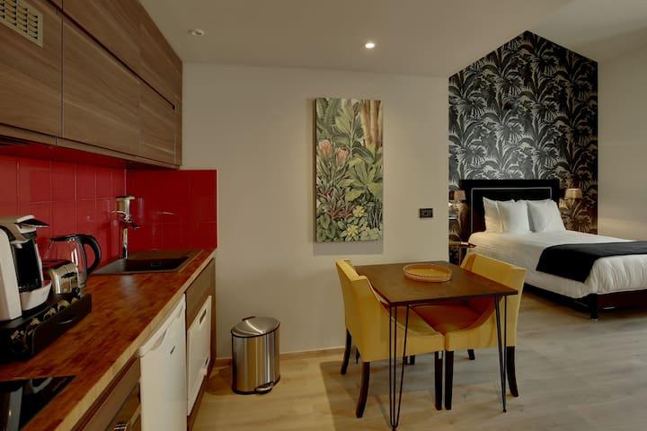 AMAZONE, un loft qui allie raffinement et exotisme