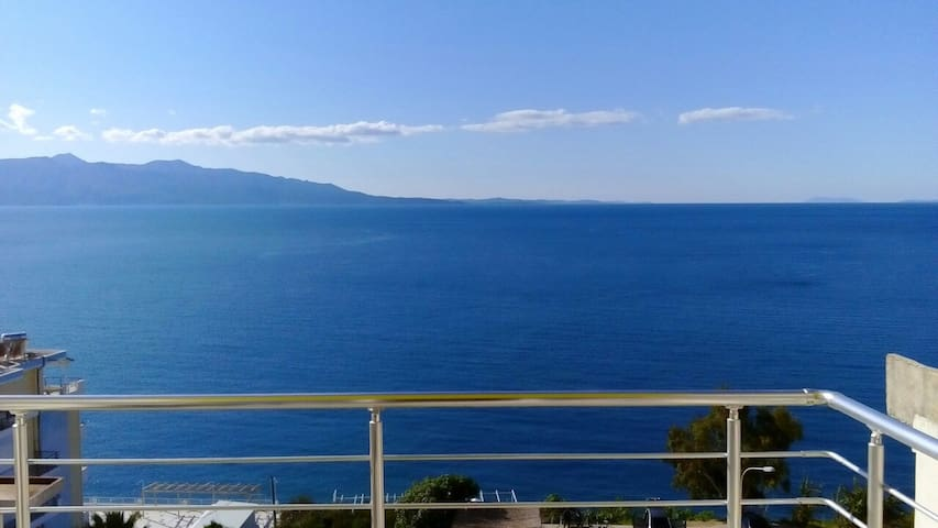 Welcome to our Luxury Apartment. - Sarandë - Apartment