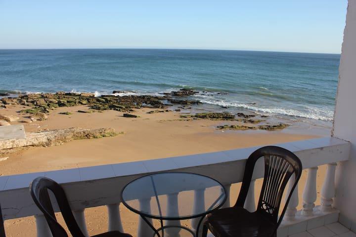 Ocean View double room ensuite with balcony
