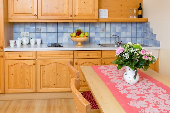 Appartement ALPENGARTEN im Landhaus BIRGBICHLER - Ramsau am Dachstein - Apartamento