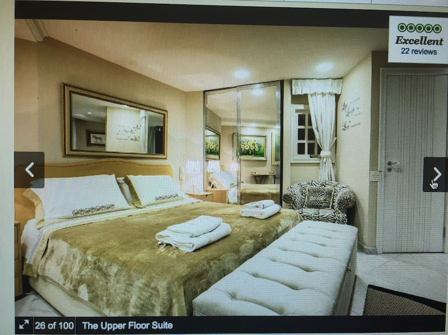Master Suite For Bedroom's lovers.
