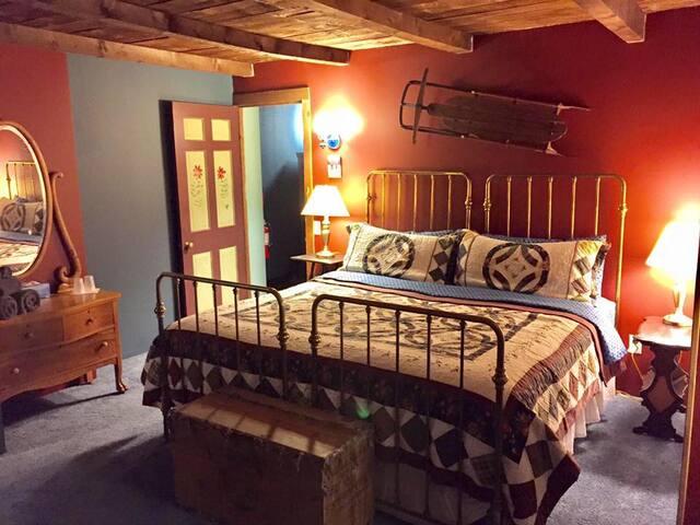 Grunberg Haus - Stowe Room