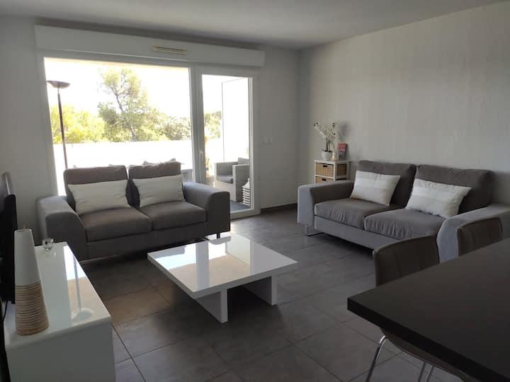 Appartement moderne idéal couple ou famille