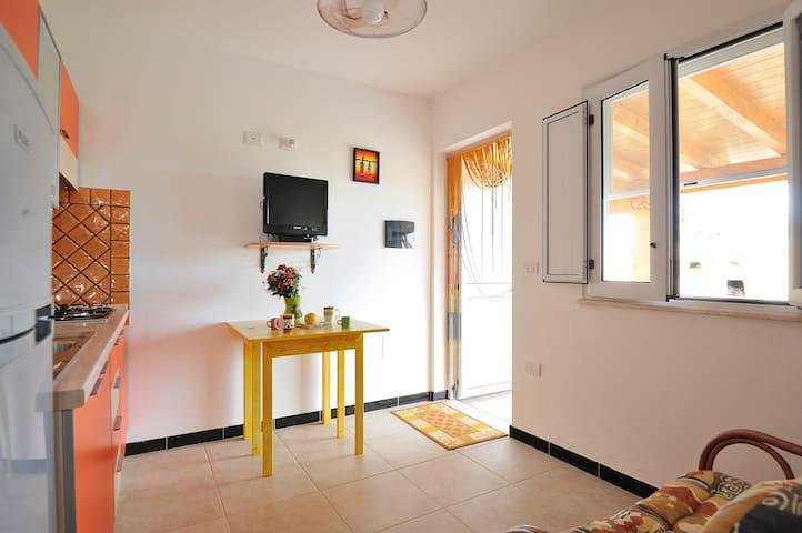 Residence Sole 4 - Tertenia - Apartemen