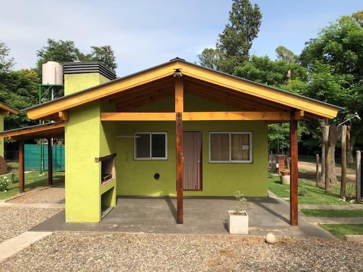 Cabañas Villa Bonita - chalet 1