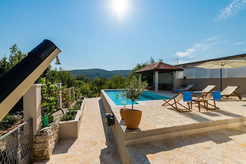 Villa Doli with Ultimate Peace and Privacy