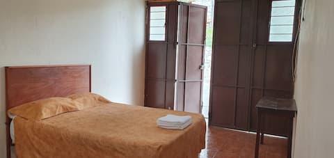 Habitación  privada muy cerca del Zócalo