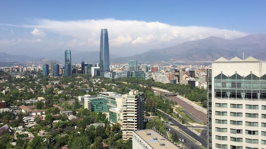 Andes View 2 bedroom apartment