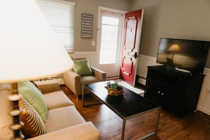 Lovely 1BR Suite Near Downtown - Detroit - Leilighet