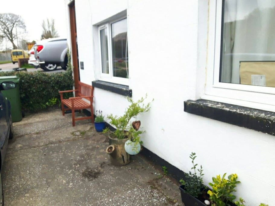 Ground floor entry, main door entry, very secure, own parking space