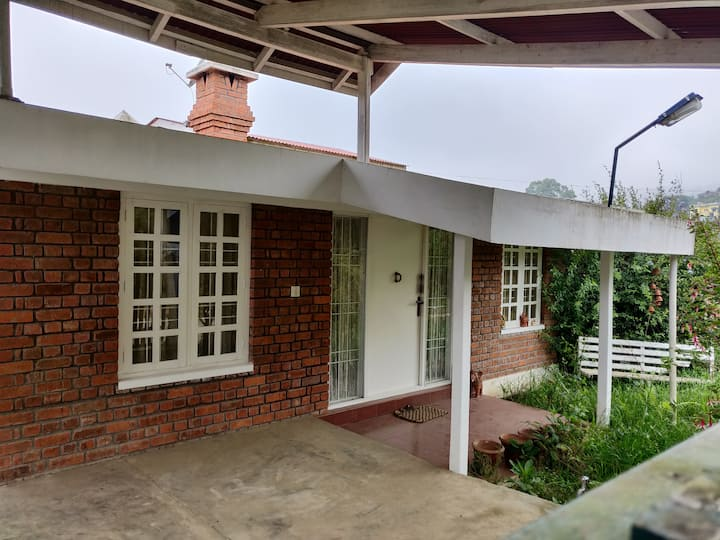 Your home in Kodai- Captain's nest.