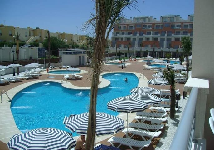 Apartamento Puerto Rey. A 100 metros de la playa.